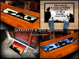 DOORMATS & BAR RUNNERS