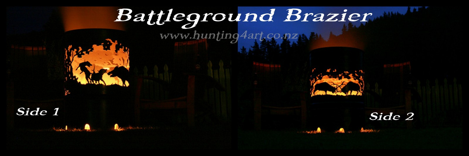 BATTLEGROUND BRAZIER